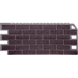Фасадная панель FineBer Кирпич Жженый 1130х470 мм
