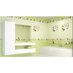 Яблоневый цвет зеленый (рисунок) 3D Дизайн